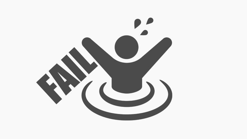 自社広告の反応率をアップさせようと必死になってコケた当社の失敗談を公開。
